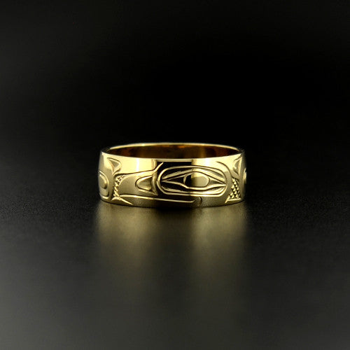 Shawn Edenshaw - Raven - Gold Jewellery