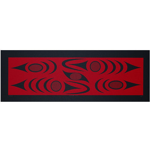 Salish Bracelet - Limited Edition Print