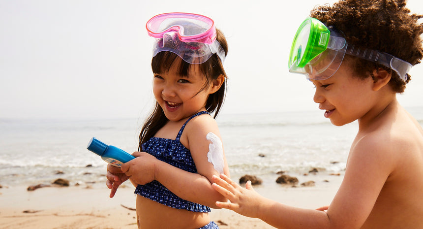 What is Titanium Dioxide? Why is it in Sunscreen?