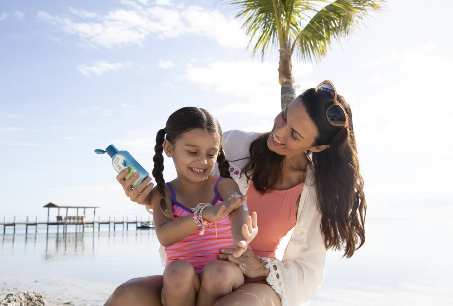 How to Choose the Best Sunscreen for Your Child