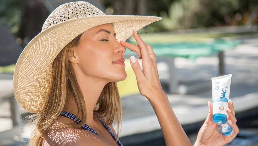 What is Zinc Oxide? Why is it in Sunscreen?