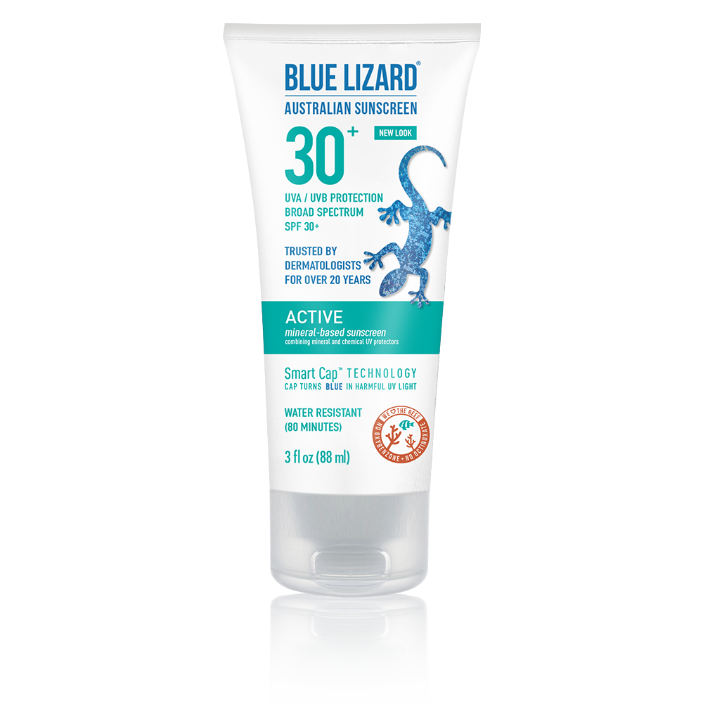 ACTIVE MINERAL-BASED SUNSCREEN 3oz TUBE