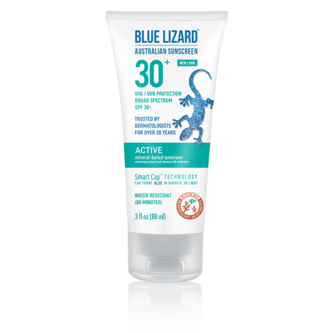 Active Mineral-Based Sunscreen * SPF 30+ | 3 oz Tube
