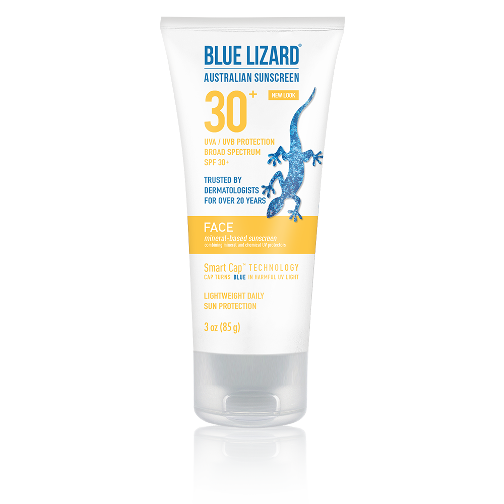 Face Mineral-Based Sunscreen 3 oz. Tube