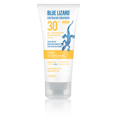 Face Mineral-Based Sunscreen SPF 30+ – 3 oz Tube