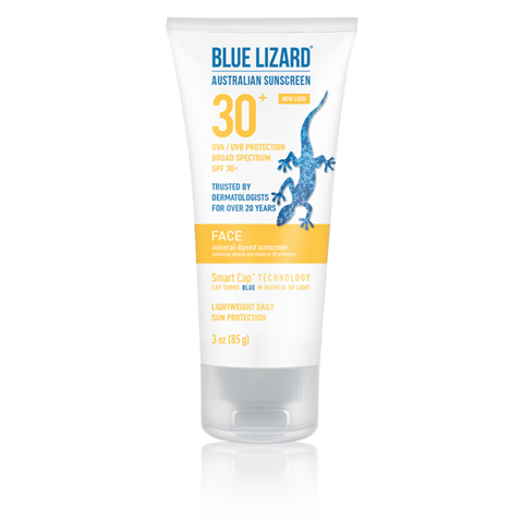 Face Mineral-Based Sunscreen * SPF 30+ | 3 oz Tube