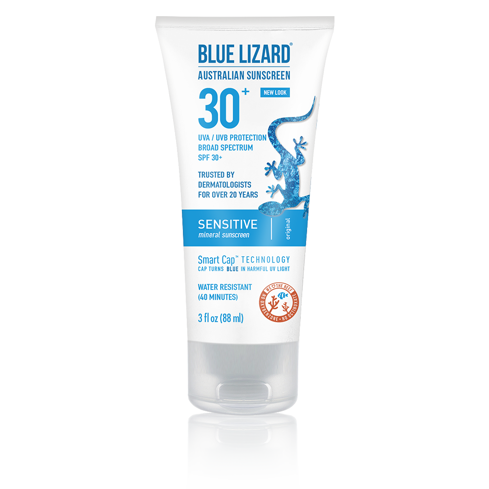 SENSITIVE MINERAL SUNSCREEN 3 oz. TUBE