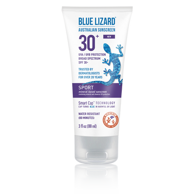 SPORT MINERAL-BASED SUNSCREEN 3 oz. TUBE