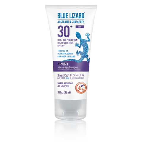 Sport Mineral-Based Sunscreen * SPF 30+ | 3 oz Tube