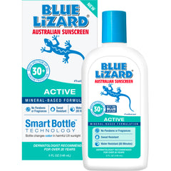 Blue Lizard Australian Sunscreen Active 5oz Bottle