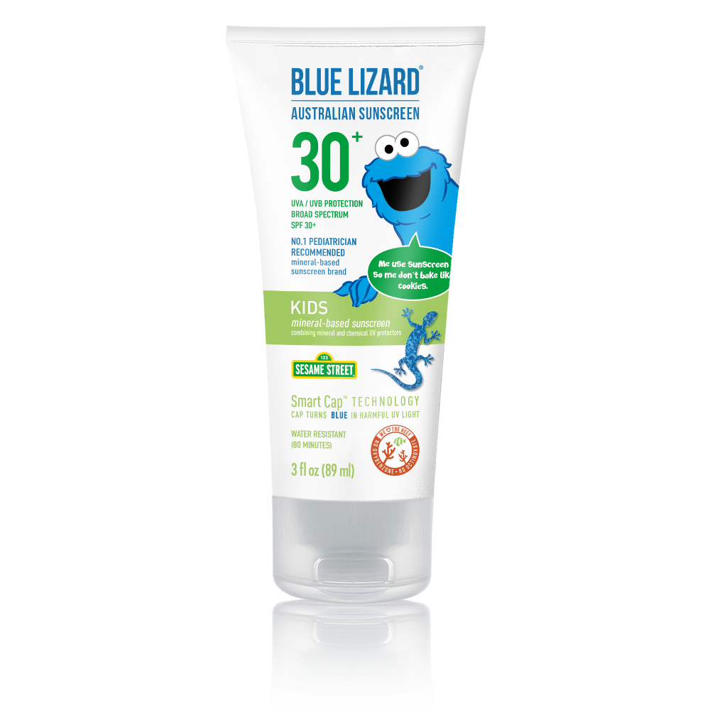 Blue Lizard Kids Mineral-Based Sunscreen