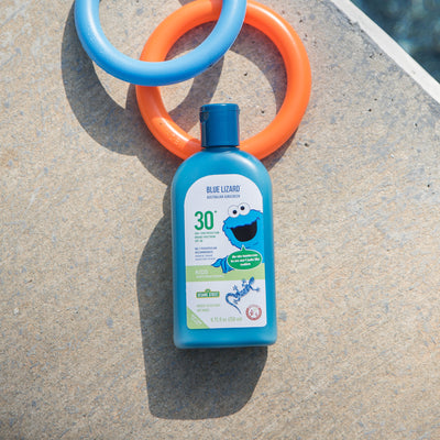 Blue Lizard Australian Sunscreen Kids 8.75oz Bottle