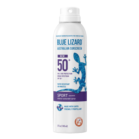 Sport Mineral Sunscreen Spray * SPF 50+ | 5 oz