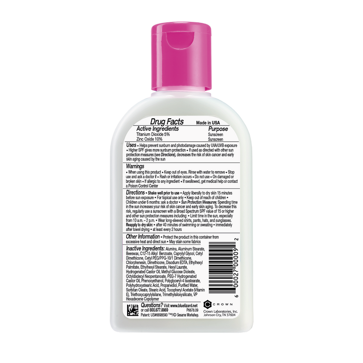 Baby Mineral Sunscreen * SPF 30+ | 8.75 oz Bottle