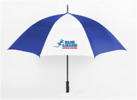 Blue Lizard Umbrella