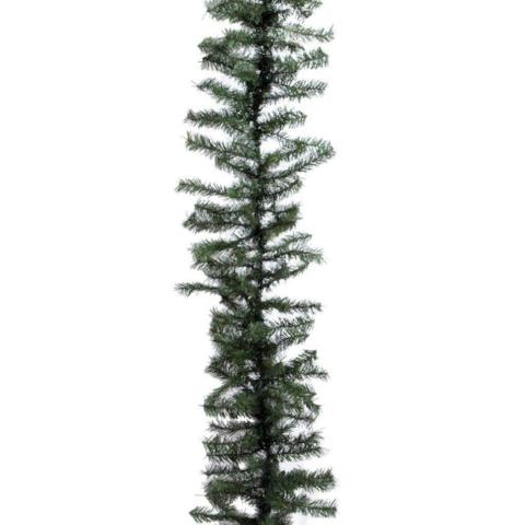 "Vickerman 100' x 14"" Unlit Canadian Pine Garland"