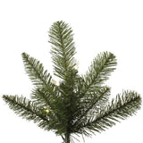 Vickerman 7' Rockwell Spruce Artificial Christmas Tree with 350 Clear Lights