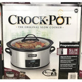 Crock Pot 6QT Slow Cooker with Little Dipper