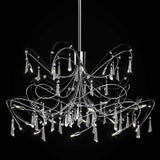 "Cosmos 27"" LED Chandelier by Artika"