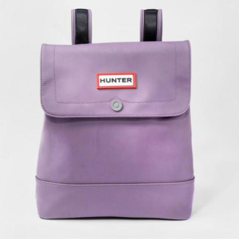 Hunter Backpack in Lilac