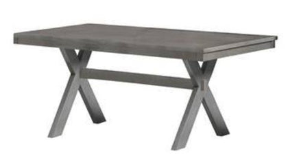 Giovanna Gray Dining Table