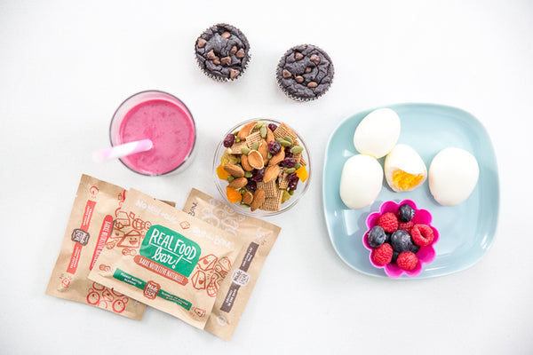 My 10 Best (and Easiest!) Snacks for Breastfeeding Moms
