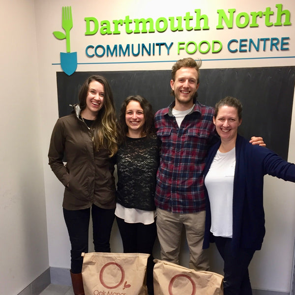 COMMUNITY PARTNER - Dartmouth North Community Food Centre