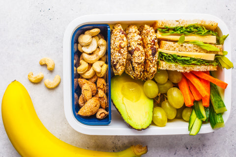 DIY Litterless Lunchboxes