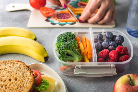 How To Pack Healthy Lunchboxes For Back to School