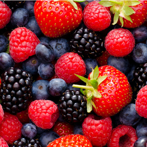 Foods That Support Immunity - Berries