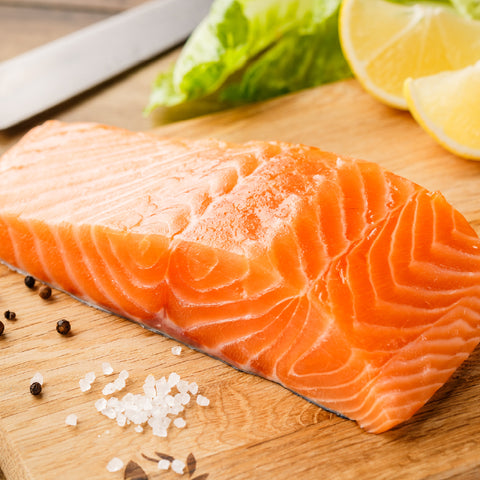 Foods That Support Immunity - Fish