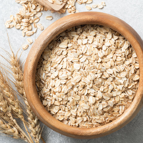 Foods That Support Immunity - Oats