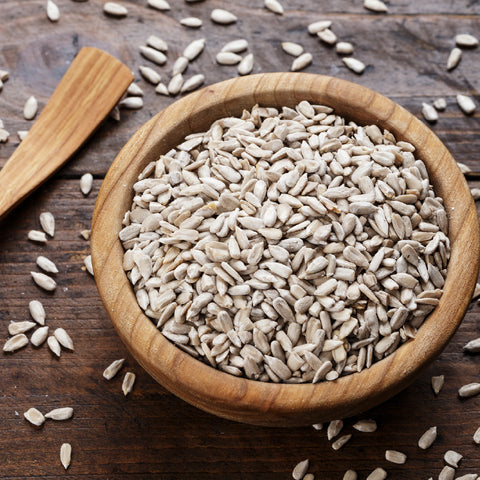 Foods That Support Immunity - Seeds