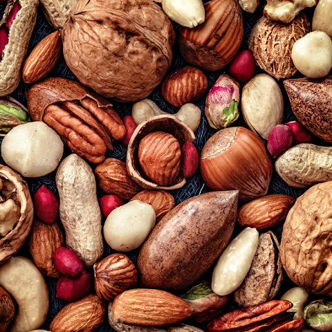 Foods That Support Immunity - Nuts