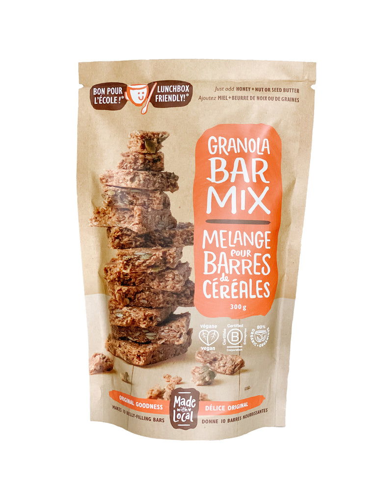 Granola Bar Mix - Original Goodness