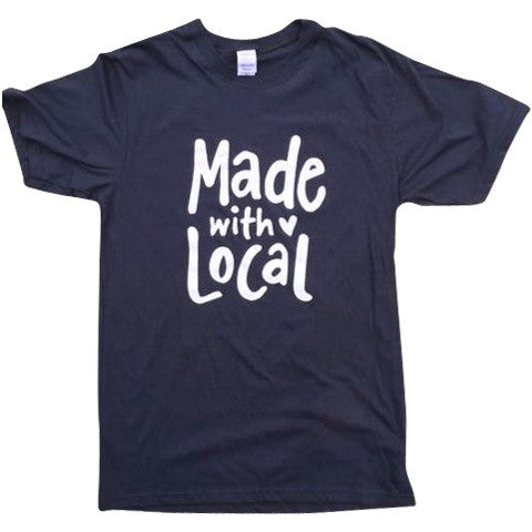 Made with Local Tee - Canadian Made