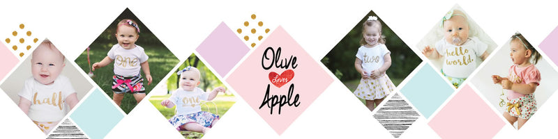 Olive Loves Apple
