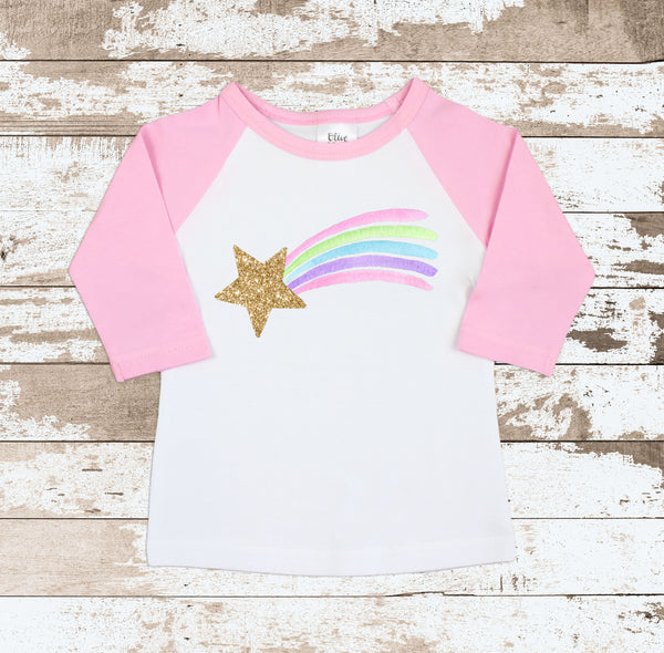Shooting Star Rainbow