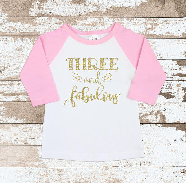 Three and Fabulous