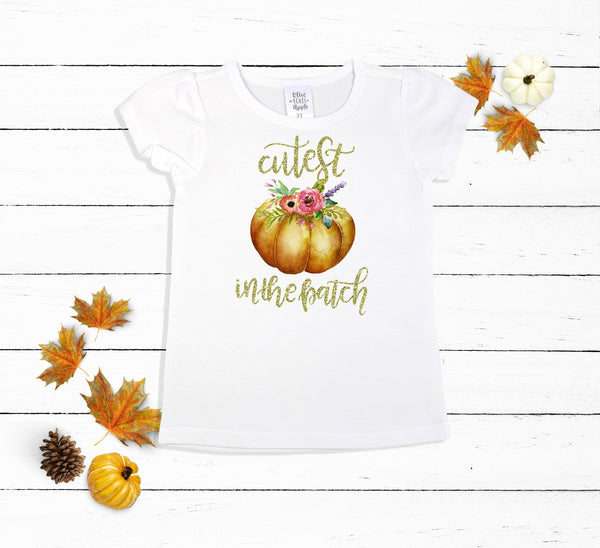 Cutest Pumpkin in the Patch Shirt
