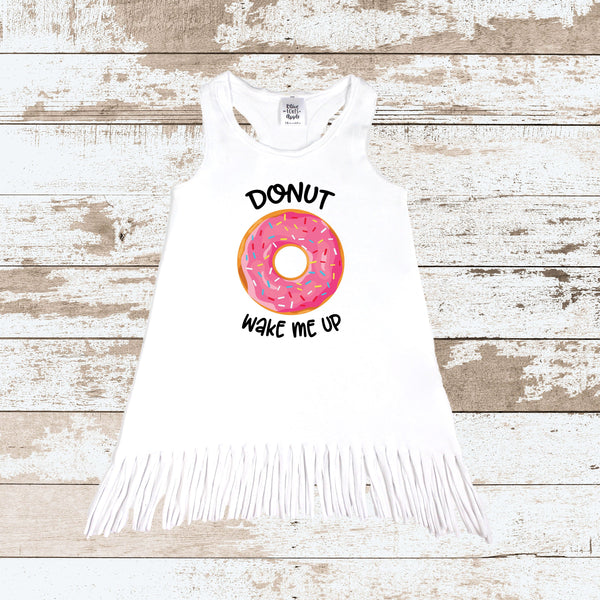 Donut Wake me Up