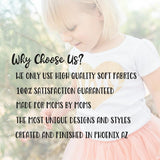 Unicorn Flower 5 Tops