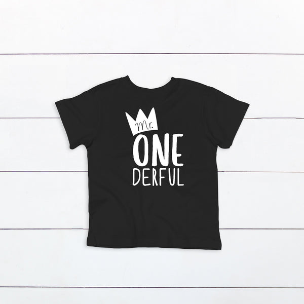 Mr. ONEderful Shirt