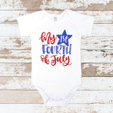 My First 4th of July Bodysuit