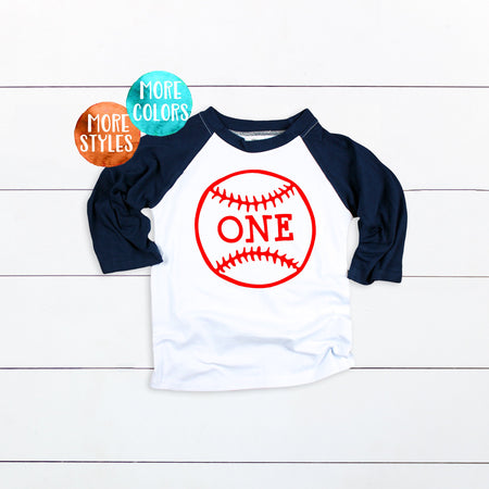 ONE Baseball Shirt