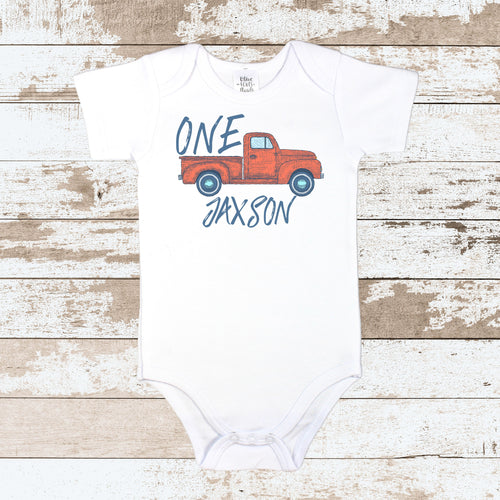 Custom ONE Truck Bodysuit