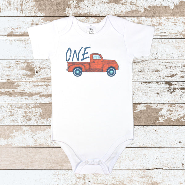 ONE Truck Bodysuit