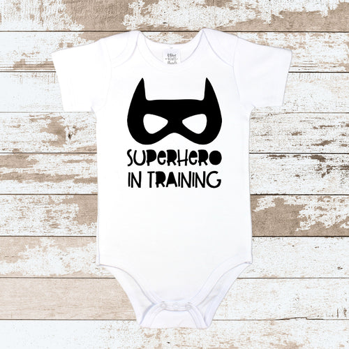 Superhero in Training Bodysuit