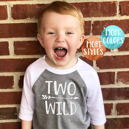 Two Whole Years of Awesomeness Shirt