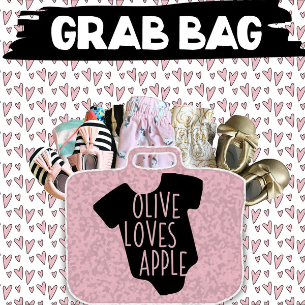 GRAB BAG!  Baby or Toddler Mystery Bag